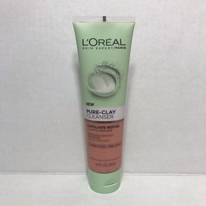 ♦️Pick 4/$15♦️Loreal Pure Clay Cleanser